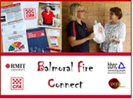 Balmoral Fire Connect Flyer